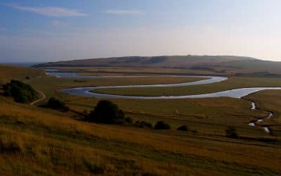 The winding course of water.  Part I – The Origin