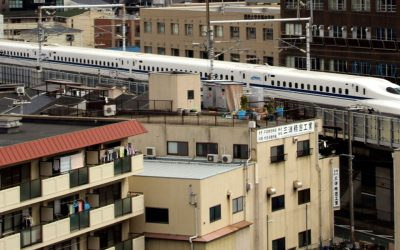 How Nature Inspired Japan's Shinkansen